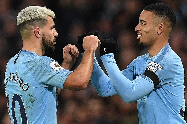 Gabriel Jesus Berharap Bisa Gantikan Posisi Sergio Aguero di Manchester City