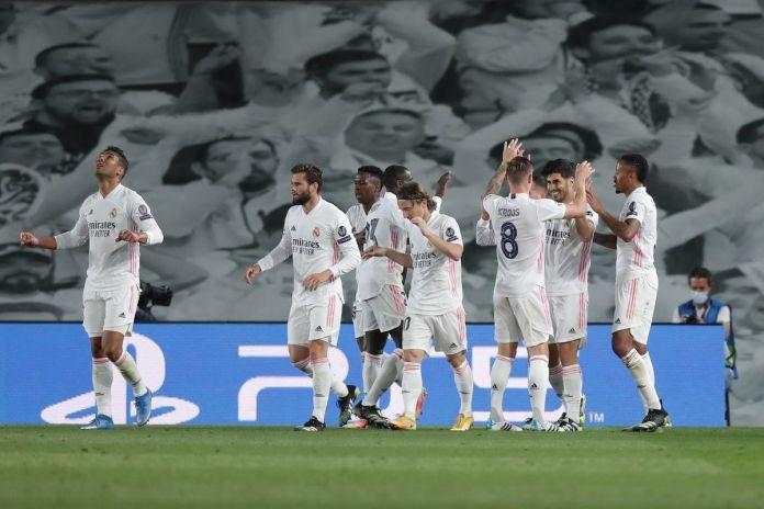 Hasil Pertandingan Real Madrid 3-1 Liverpool, De Javu Laga Final Champions League 2017/18