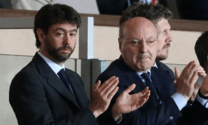 Beppe Marotta dan Andrea Agnelli Dianggap Telah Khianati Serie A
