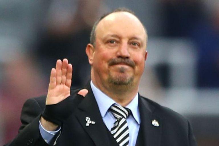 Rafael Benitez Berkeinginan Kembali Menangani Klub Inggris