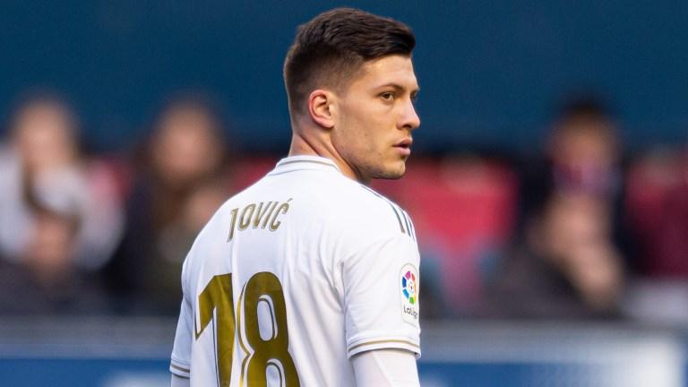 Luka Jovic Siap Kembali Bersaing di Tim Utama Real Madrid Musim Depan