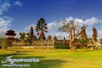 Kawasan Pura Jagatnatha Jembrana