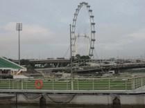 Singapore Skyline. Cara baru menikmati SIngapura dari ketinggian ;)