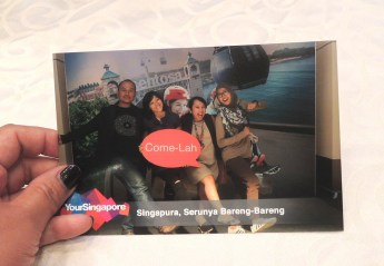 Singapura Serunya Bareng-bareng TBI 2