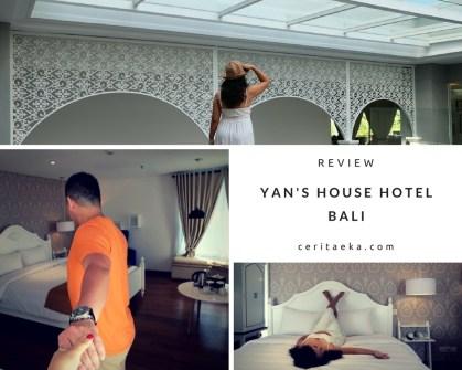 Review Yan's House Hotel Bali