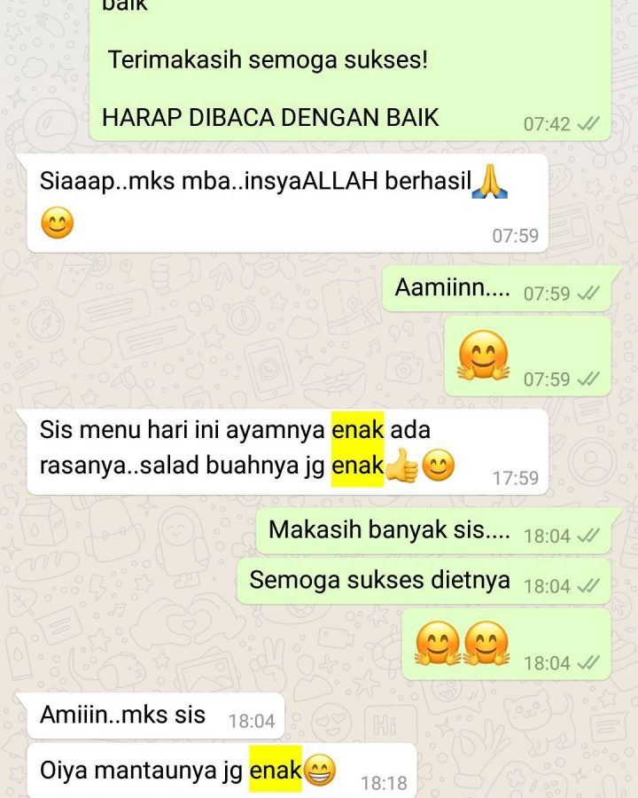 Tag: catering diet mayo murah