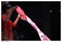 Sehelai kain batik