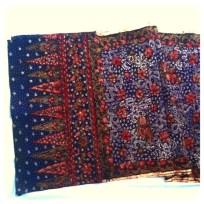 Batik Lasem - Tumpal