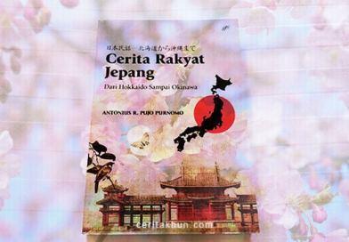Buku cerita rakyat Jepang