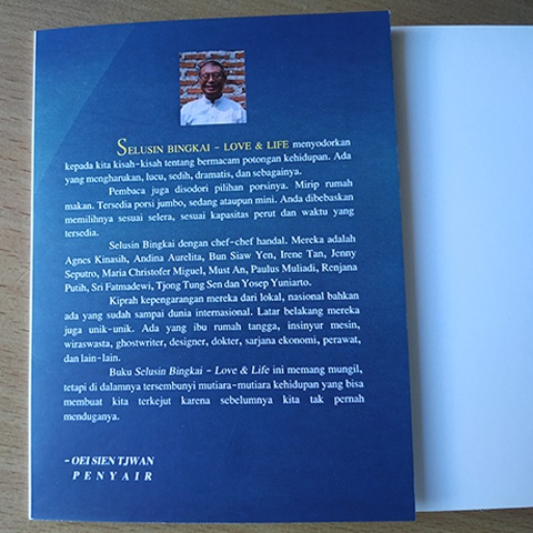 sambutan Oei Sien Tjwan untuk buku ini