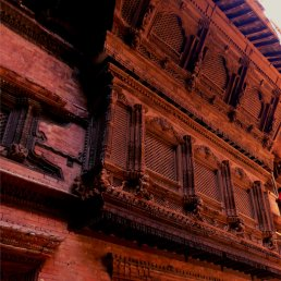 Ornate Newari Carvings