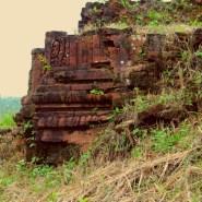 The Upper Decor of A10 Temple