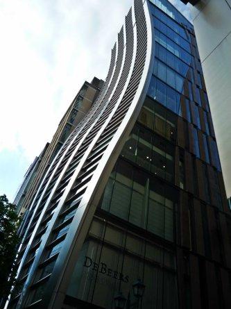 De Beers Building, Ginza, Tokyo