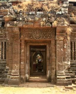 The Sanctuary's Side Door