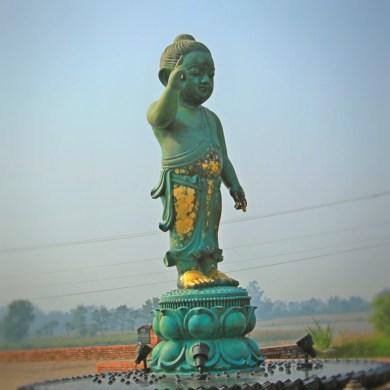 Little Buddha, Lumbini