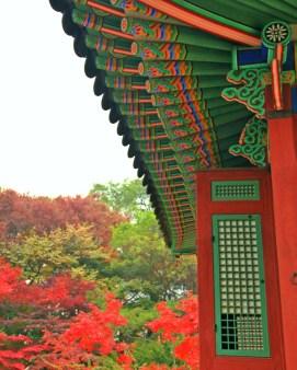 Hamnyeongjeon in Autumn