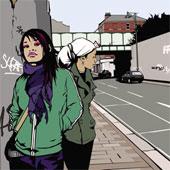 two-woman