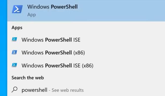 Solusi Windows Powershell Tidak Bisa Dibuka