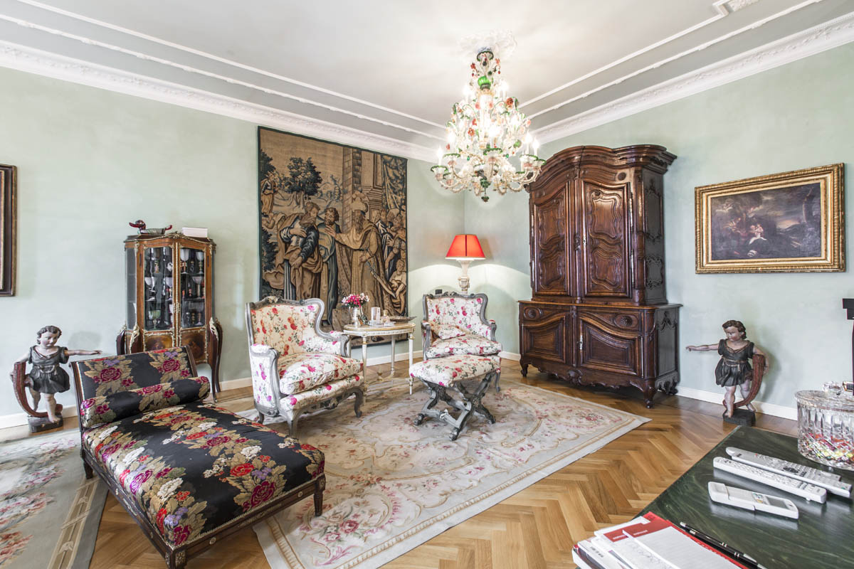Piano Nobile Via Dante Padova Cerno Real Estate