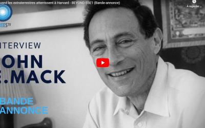Reportage de l'INRESS : John Mack et les abductions extraterrestres