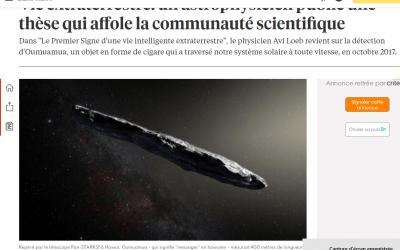 Vie extraterrestre: un astrophysicien publie une thèse qui affole la communauté scientifique