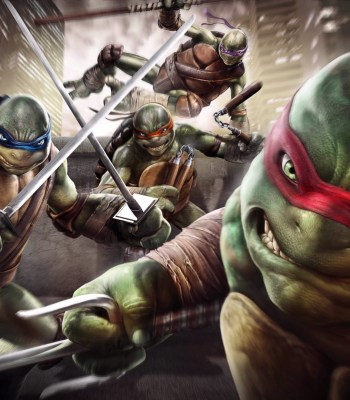 "#VIDEO: Lanzan 2do Trailer de ""Teenage Mutant Ninja Turtles"""
