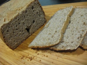 Pan integral para celiacos