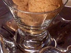 Receta helado de café sin gluten