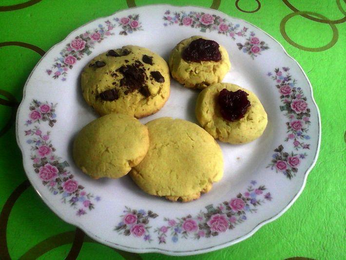galletas sin tacc listas