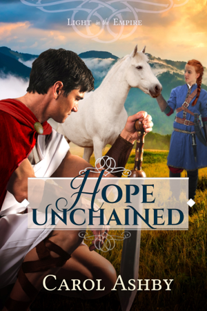 Hope Unchained cover