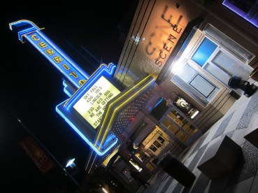 Cerrito Theater on its 75th birthday