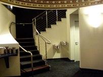 Theater's new stairway