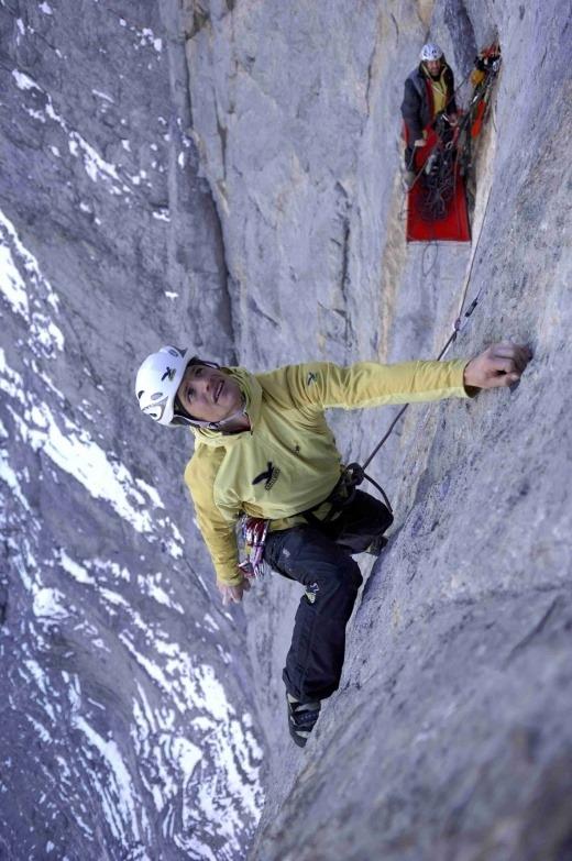 Roger Schäli mit Daniel Ahnen im Himalaya