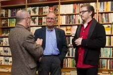 No lançamento do livro. (Foto: Pedro Varela)