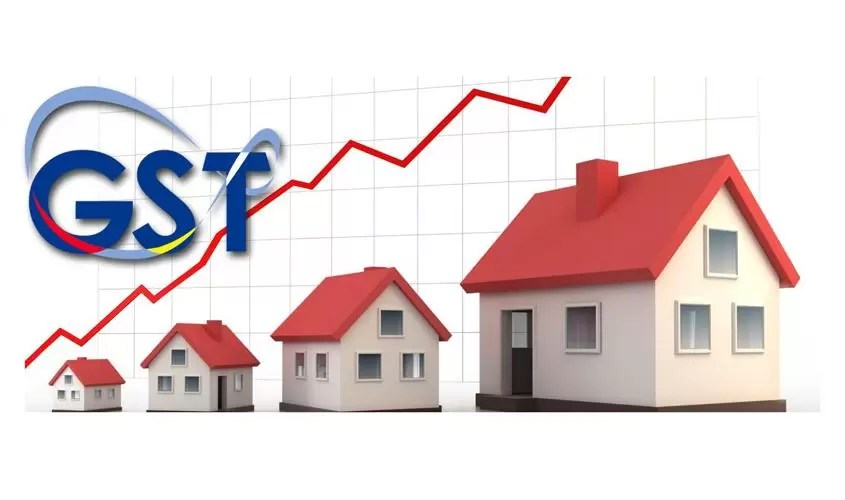 GST effects real estate in India