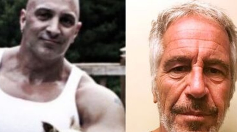 A handwritten letter from behind bars was sent by Jeffrey Epstein's former cellmate stating