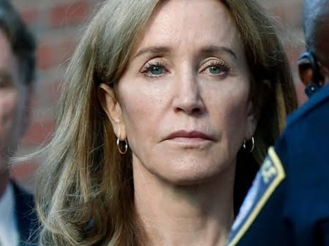 Actress Felicity Huffman Jailed over Bribery Scandal