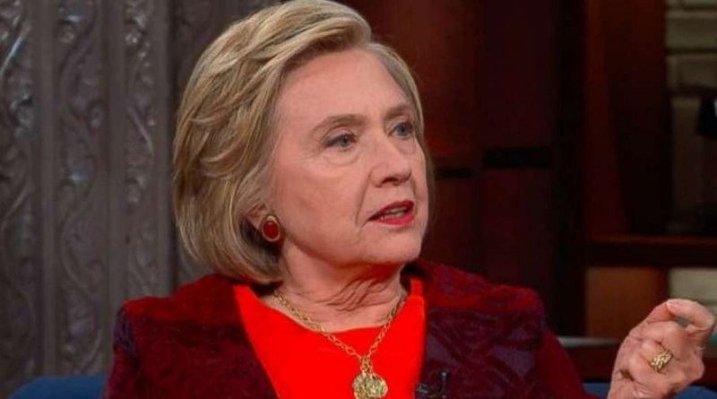 Hillary Clinton get FLOORED over Baseless Conspiracy Lies