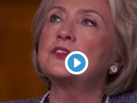 Hillary Clinton Meltdown in an interview over Trump Dilemma