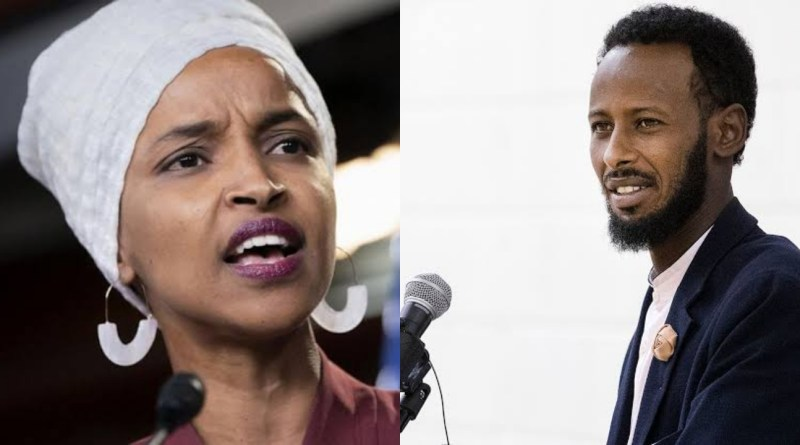 Ilhan Omar and Husband