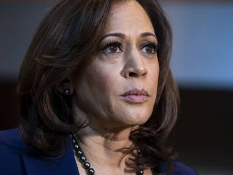 """Noo!!"" Kamala Harris devastated over response from crowd in a rally"