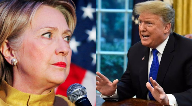 Trump ends Syrian war, Hillary Clinton gets pained