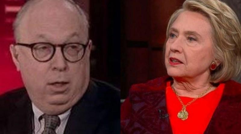 Doug Schoen Educates Hillary Clinton over 2020 Re-run