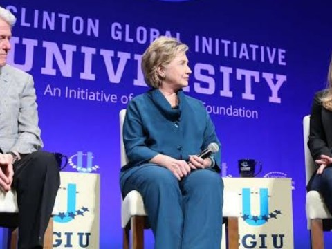 Bribery uncovered as millions extorted by the Clinton Foundation reduced drastically