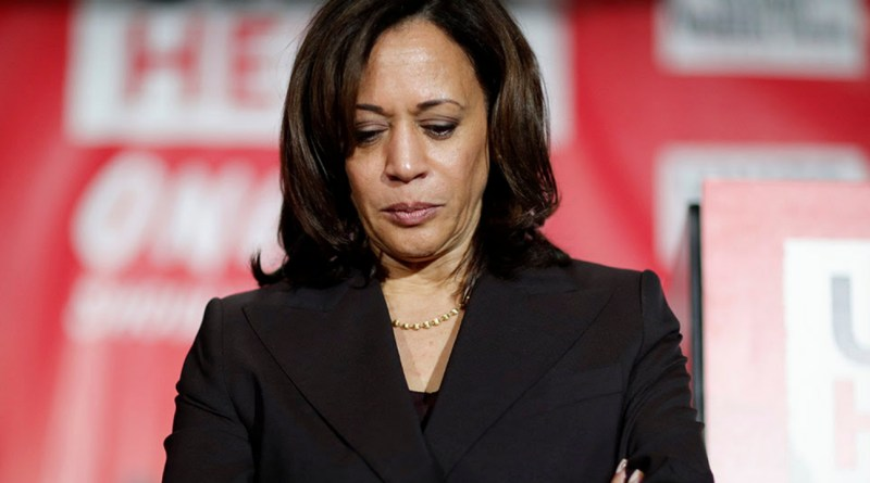 TRAGIC! Kamala Harris falls out of Presidential race