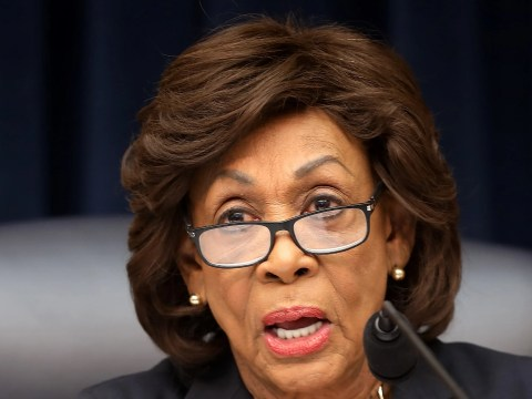 Maxxine Waters plans to delegitimize the upcoming Senate hearing
