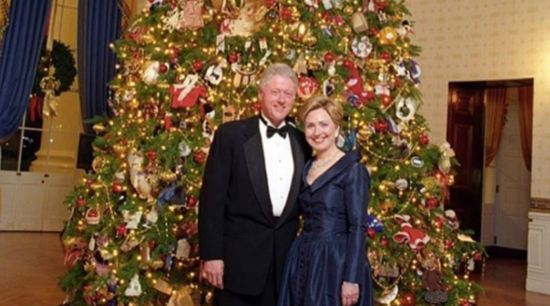 Hillary Clinton Christmas tweet gets brutally trolled