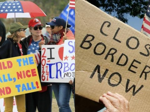 JOIN THOUSANDS OF PATRIOTIC AMERICANS SIGN PETITION TO END ILLEGAL IMMIGRATION NOW