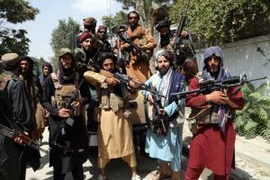 WAR IS OVER BUT NOT BIDEN'S AFGHANISTAN CHALLENGES