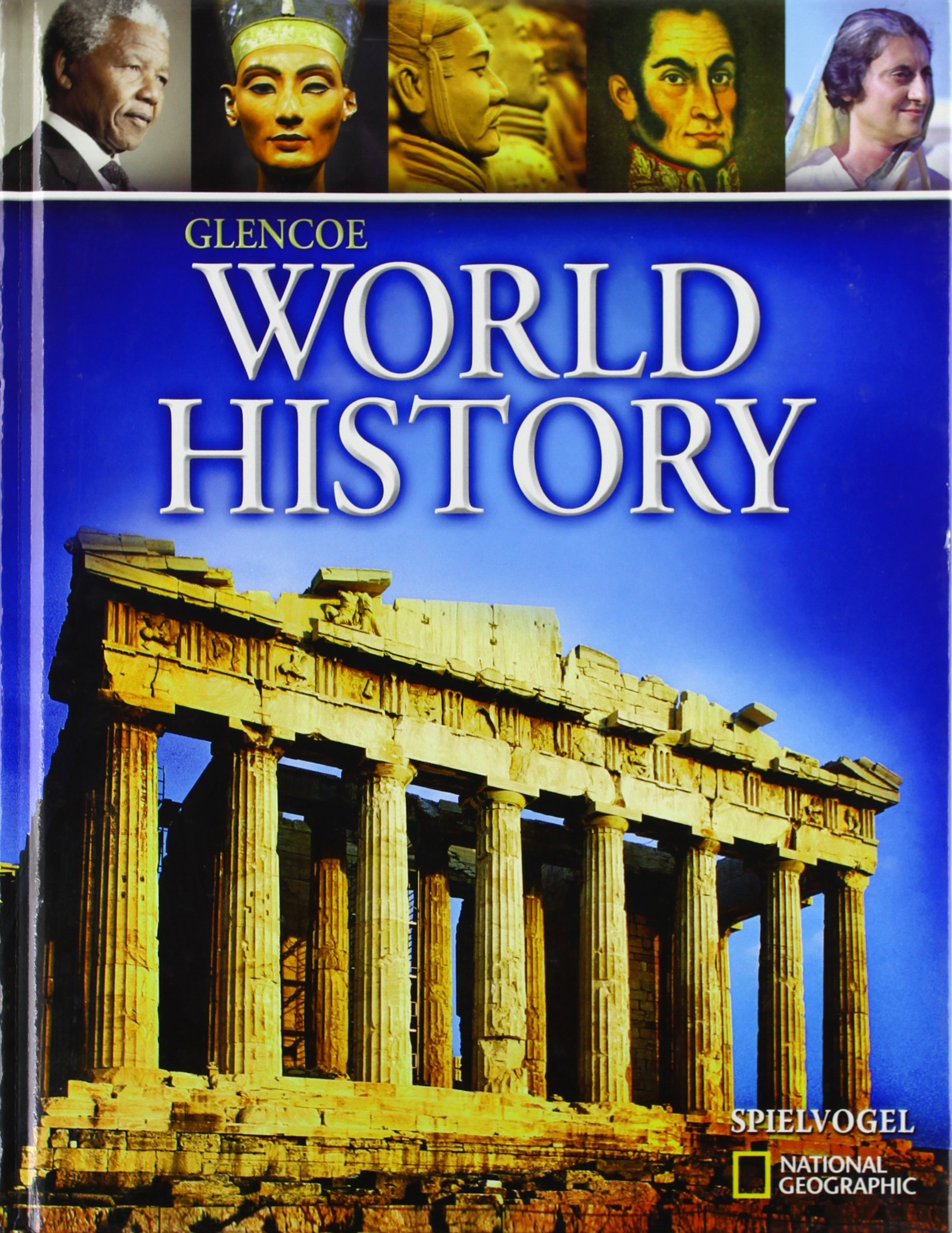 Glencoe World History Book